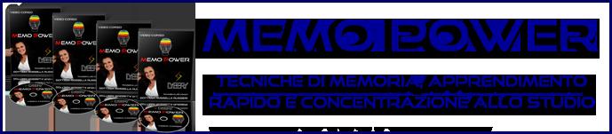 video corso memopower